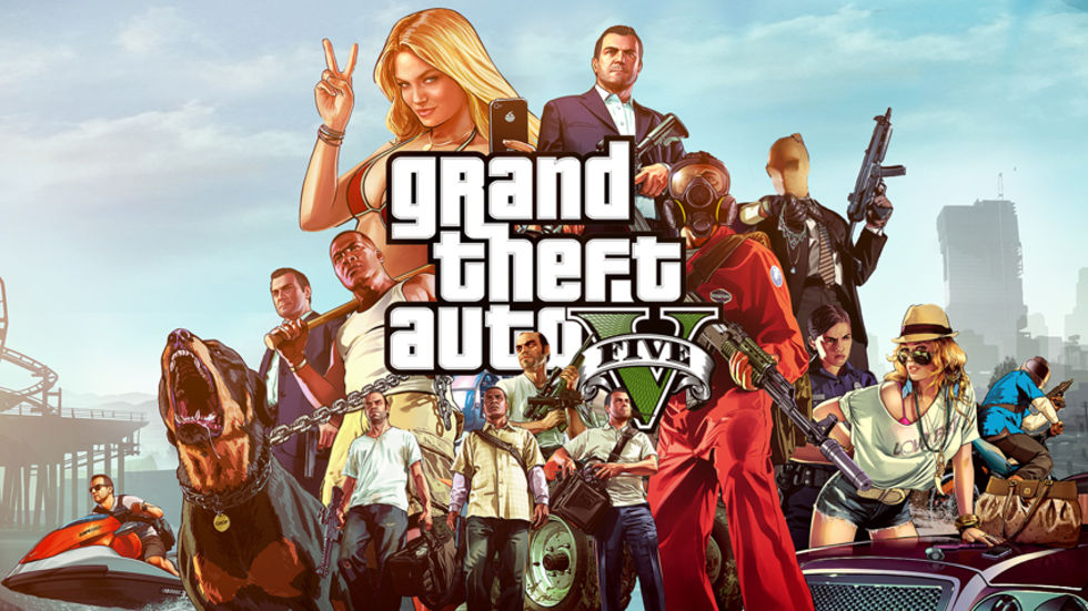 Achievement-listan för Grand Theft Auto V,