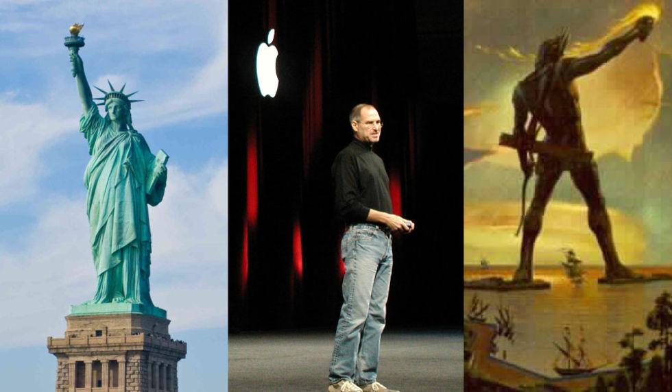 Apple-fans vill bygga staty av Steve Jobs i USA