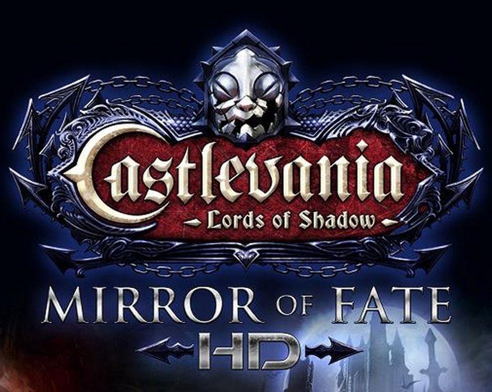 Konami bekräftar Castlevania: Lords of Shadow - Mirror of Fate HD