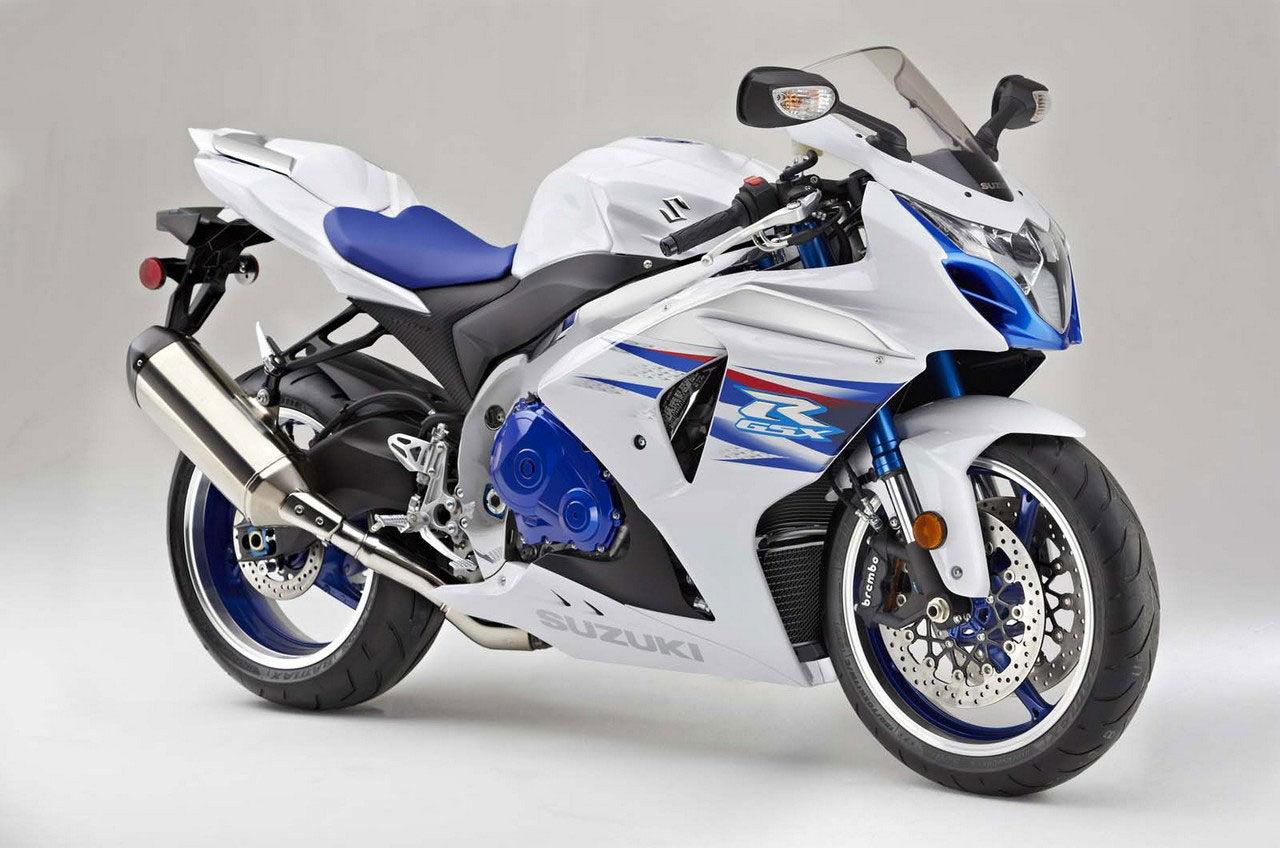 Suzuki visar specialversion av GSX-R