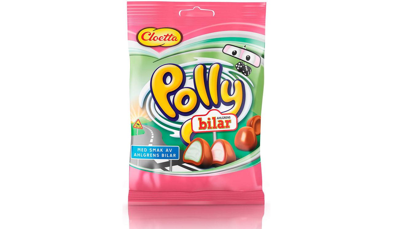 Polly med smak av Bilar