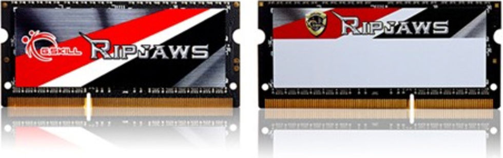 G.Skill släpper Ripjaws DDR3 SO-DIMMs