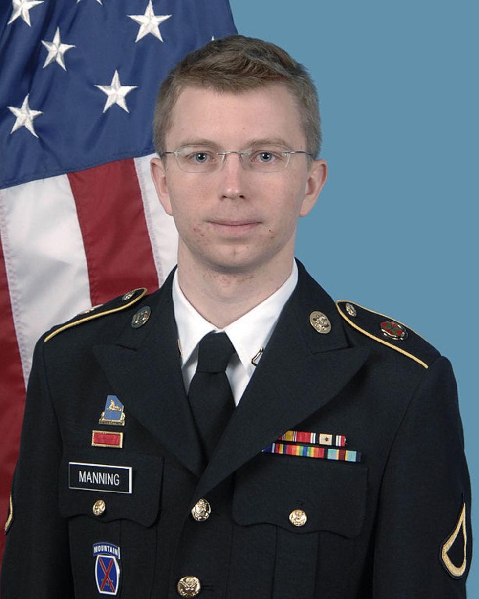 Bradley Manning dömd till 35 års fängelse