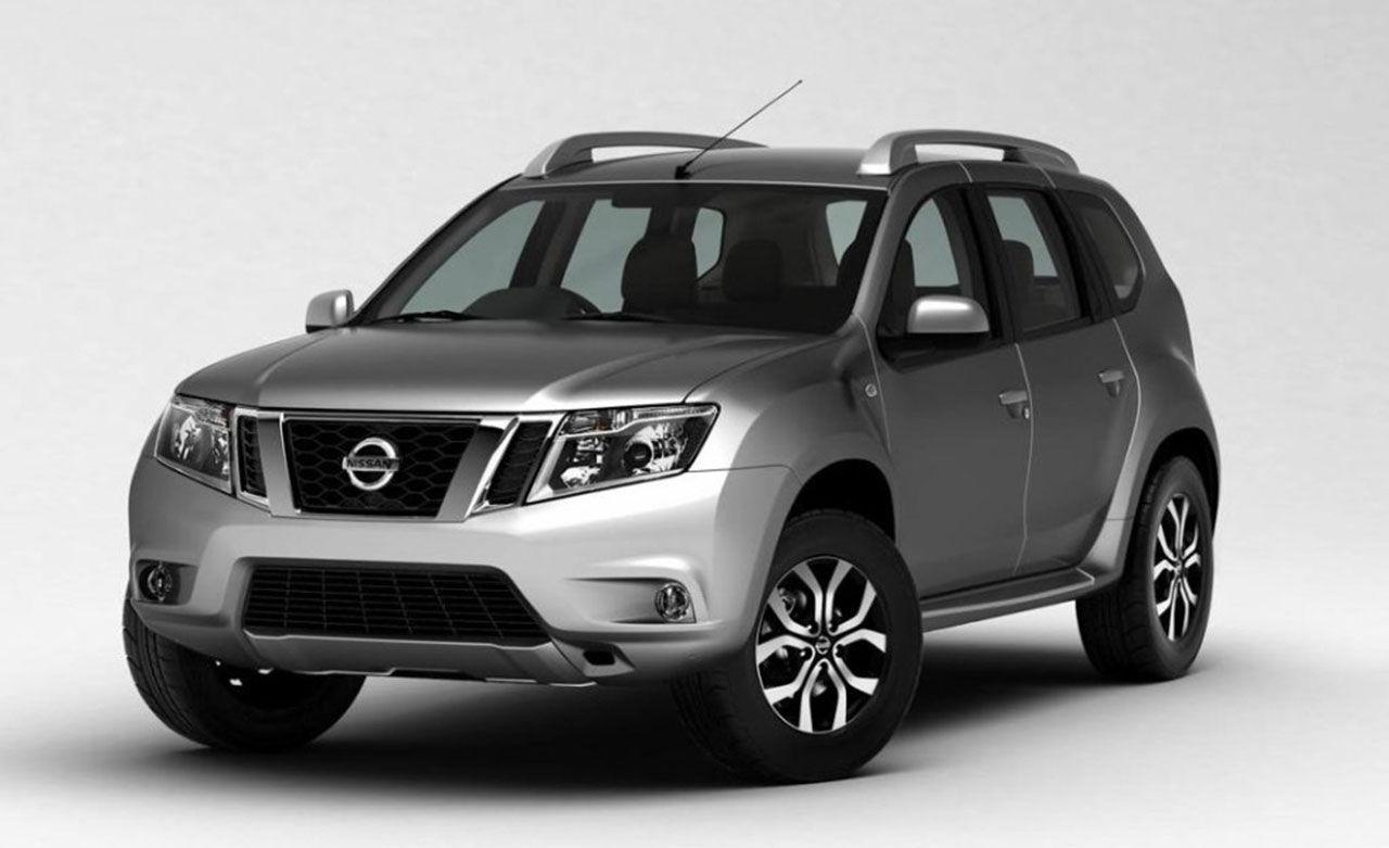 Ny Nissan Terrano i Duster-kläder
