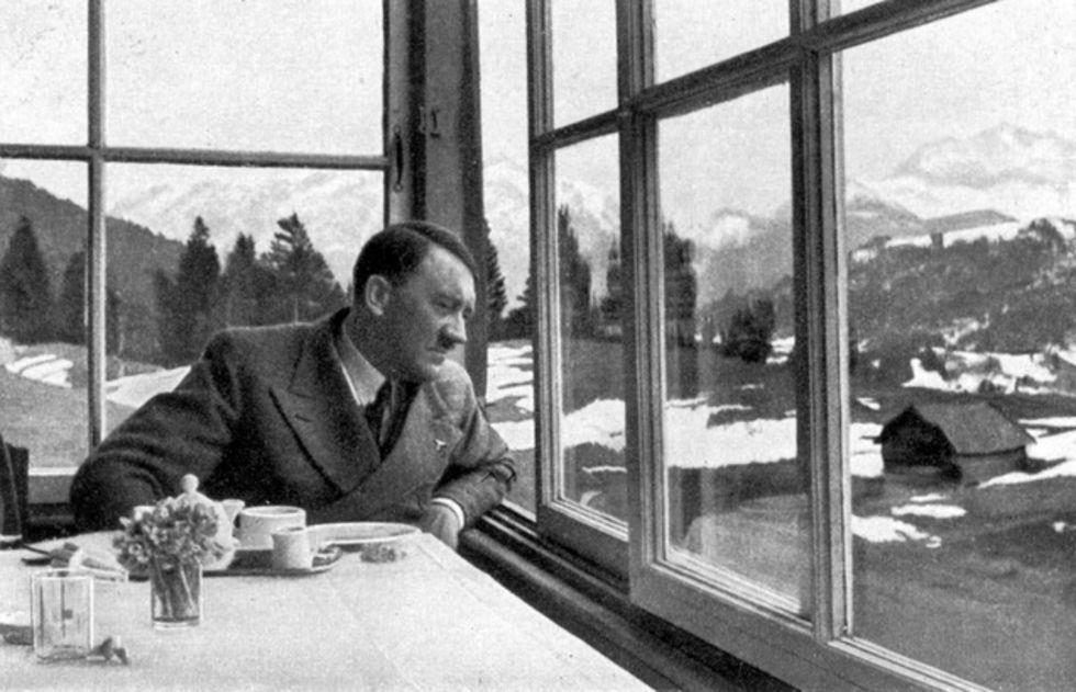 Hitlers dundergrogg