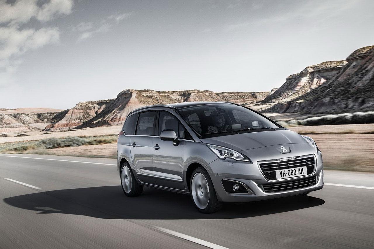 Peugeot uppdaterar även 3008 och 5008