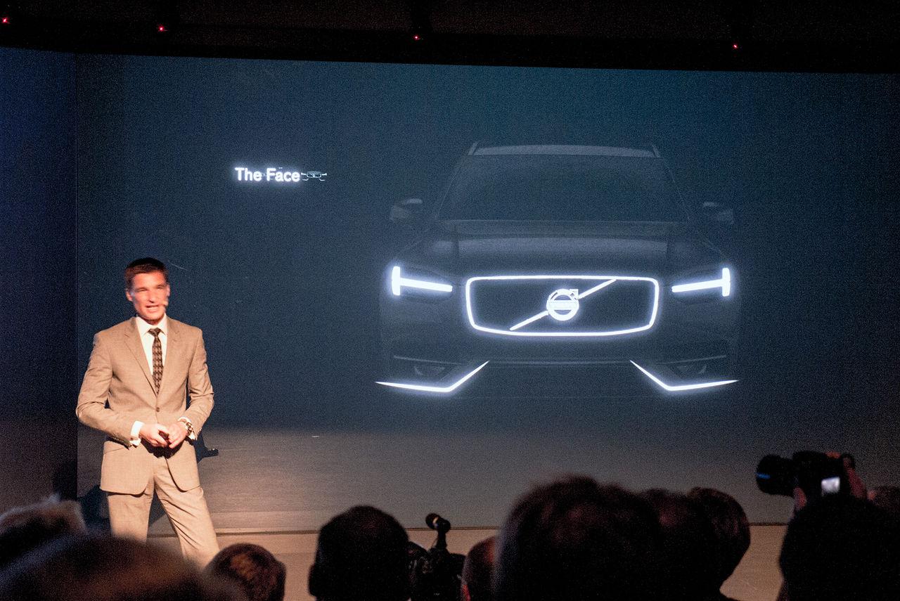 Så här kommer Volvo XC90 att se ut