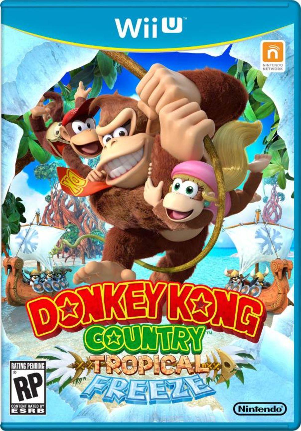 Ett gäng Nintendo-datum för Wii U och 3DS