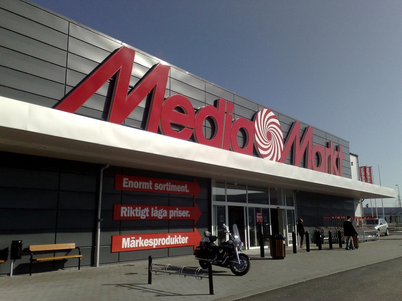 Expert ska inte köpa Media Markt Sverige