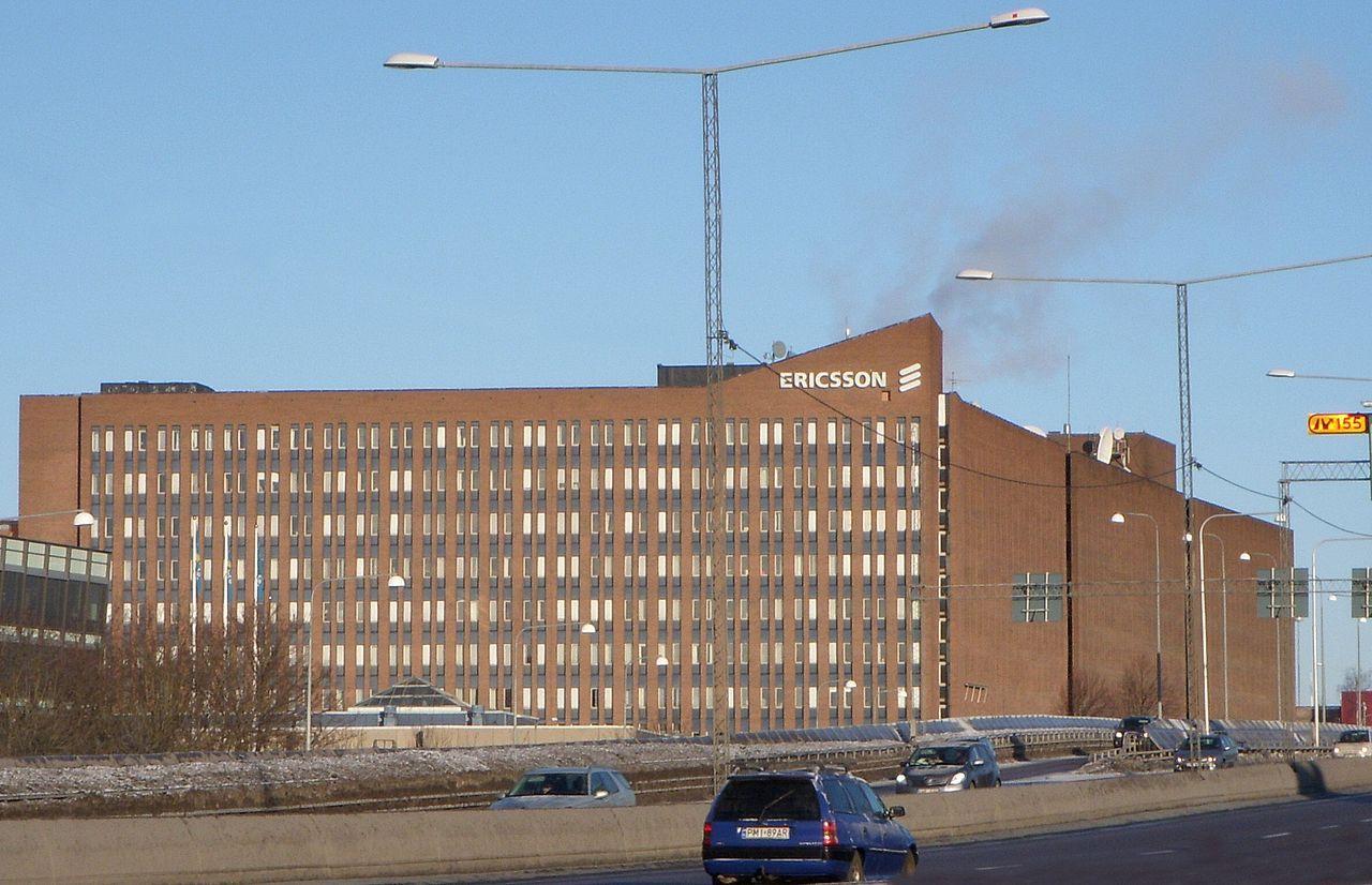 Ericsson bygger tre nya datacenter