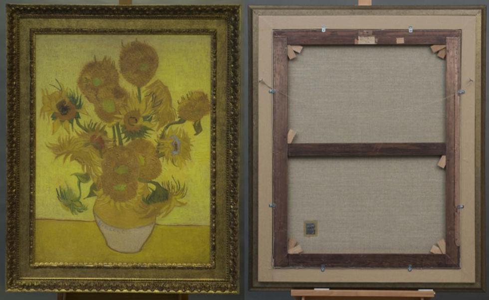 Fujifilm gör 3D-kopior på Van Gogh-målningar