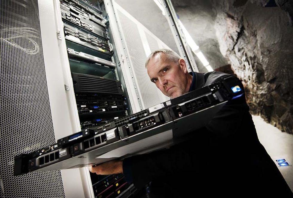 Bahnhof auktionerar ut Wikileaks-server