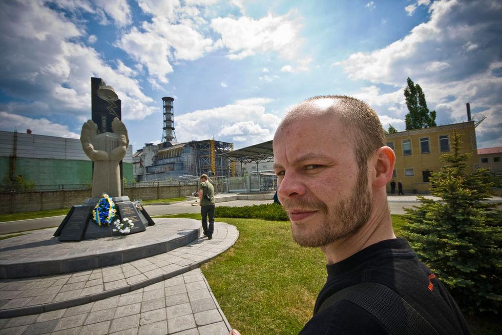 Första Feber-resan går till Tjernobyl och Kiev!