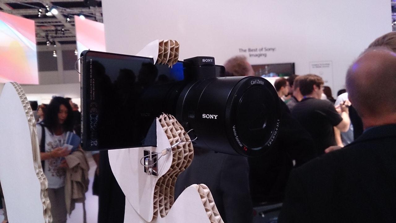 Här är Sonys kameramoduler för din telefon