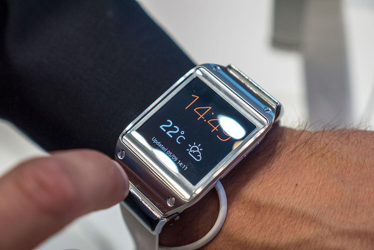 Vi har pillat på Samsung Galaxy Gear och Note 3