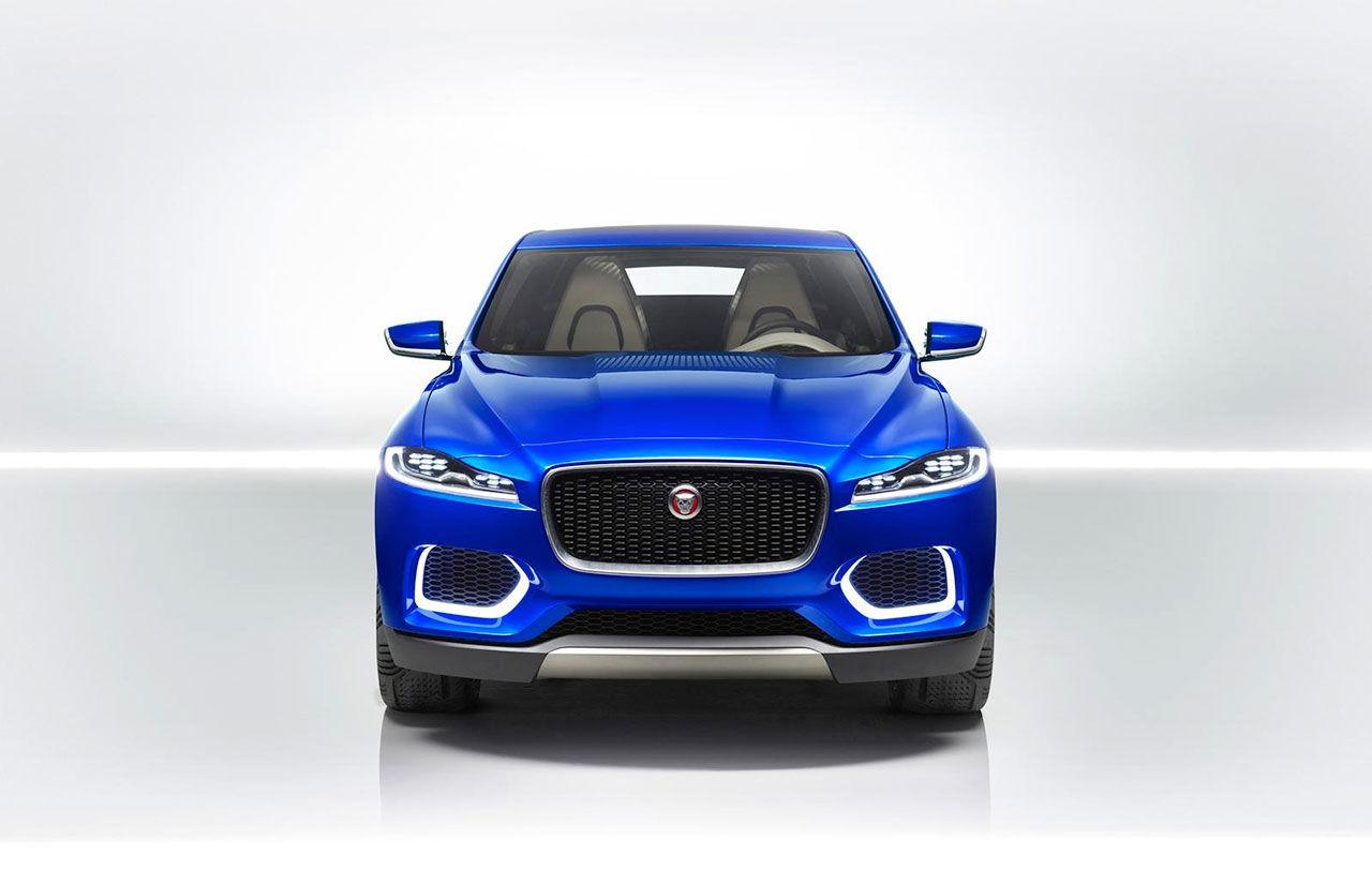 Idag välkomnar vi Jaguars första suv
