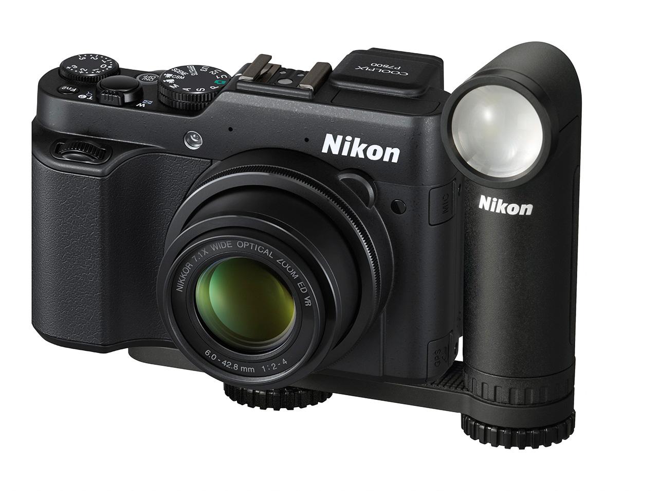 Nikon LD 1000 Led lampa Vit