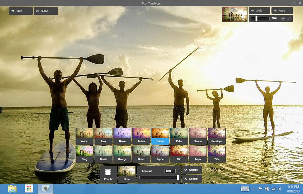 Chrome-appar till desktop