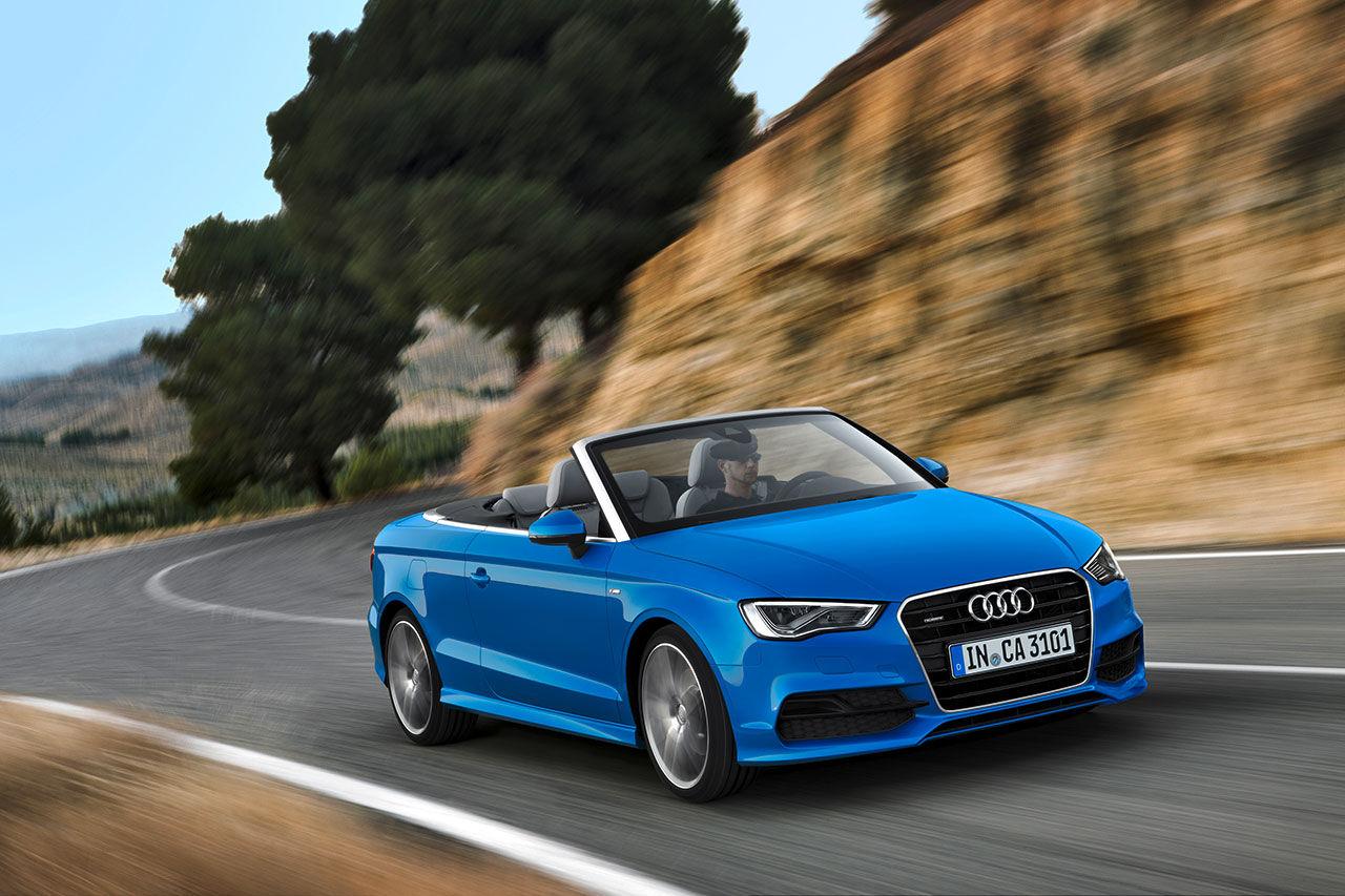 Nya Audi A3 Cabriolet redan här