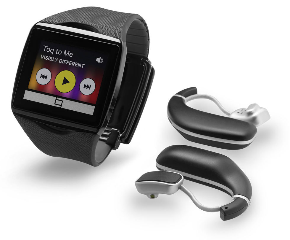 Toq är en smartwatch till Android från Qualcomm