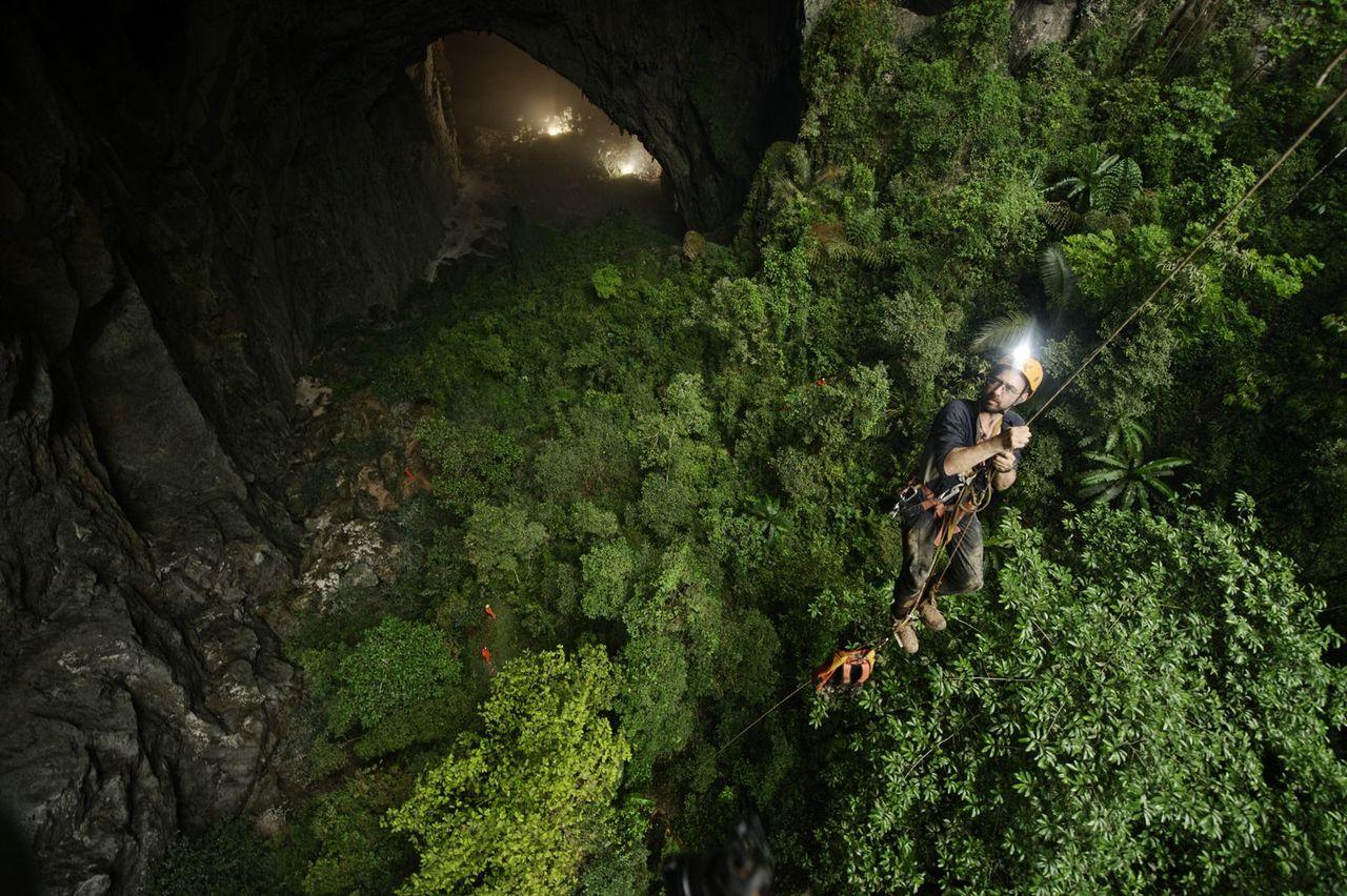 Världens största grotta öppnas för turism