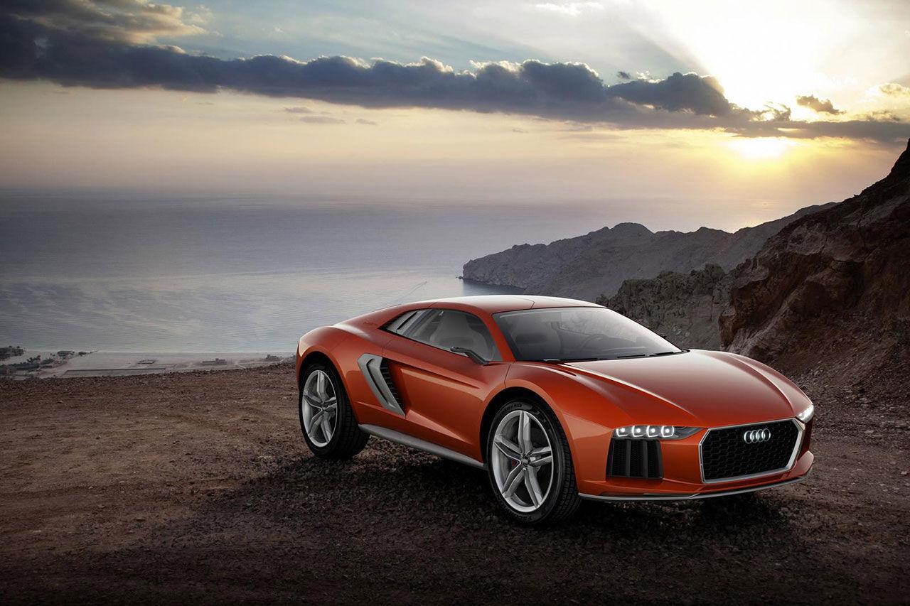 Audi överraskar med Nanuk Quattro Concept
