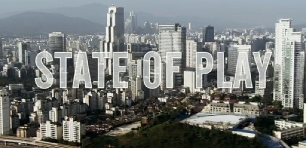 State of Play - dokumentär om e-sport
