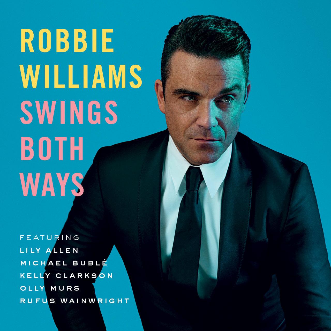 Nytt från Robbie Williams