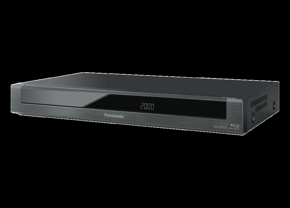 Panasonic släpper Blu-ray-inspelare i Sverige