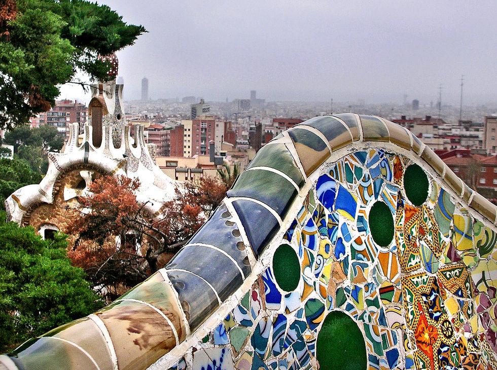 Hemlösa blir turistguider i Barcelona
