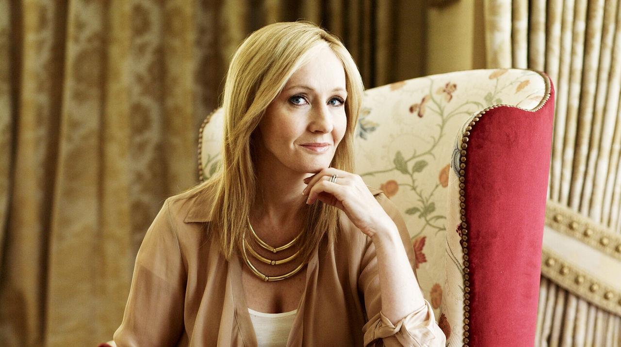 JK Rowling skriver filmmanus