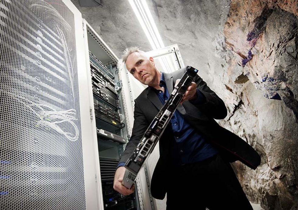 WikiLeaks första server gick för över 200 000 kronor