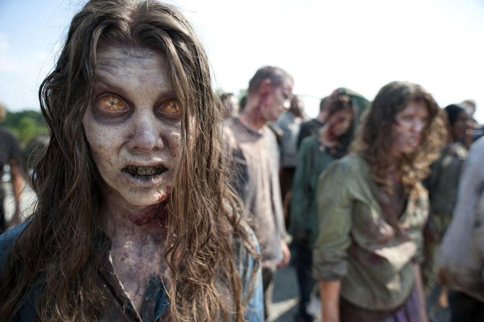 Nya zombies går mot AMC