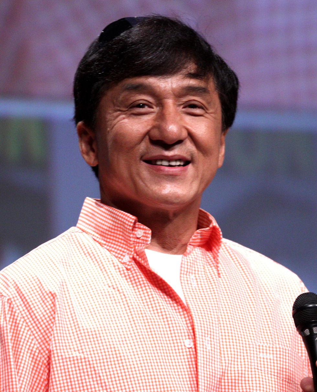 Jackie Chan öppnar temapark i Kina