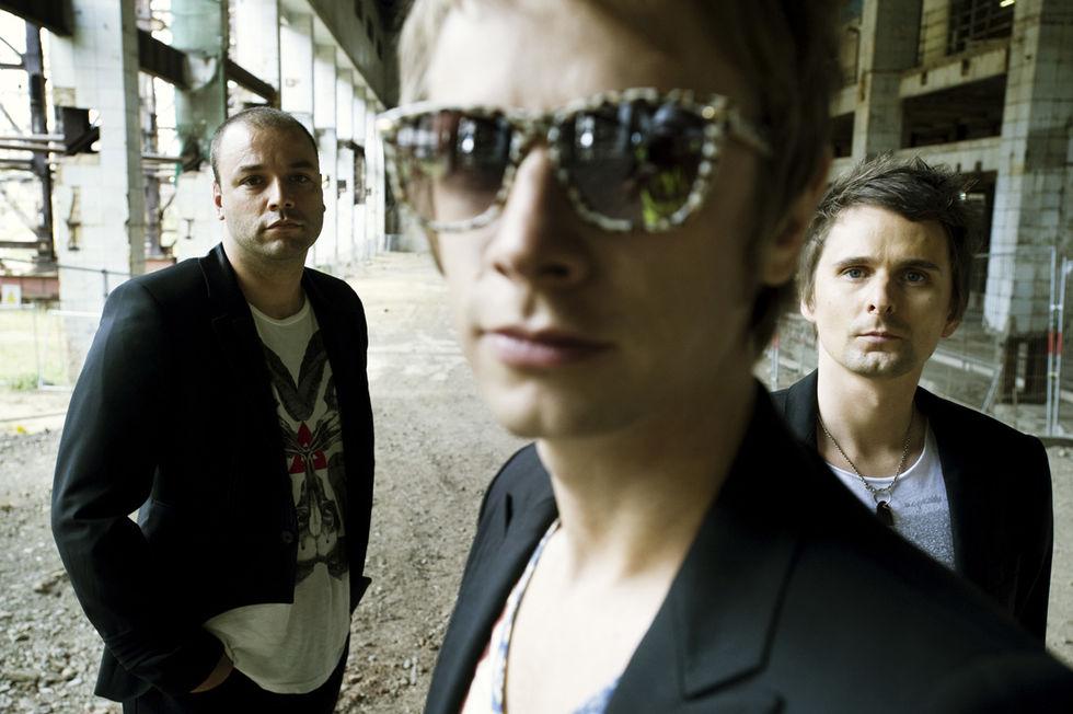 Muse släpper högupplöst konsertfilm
