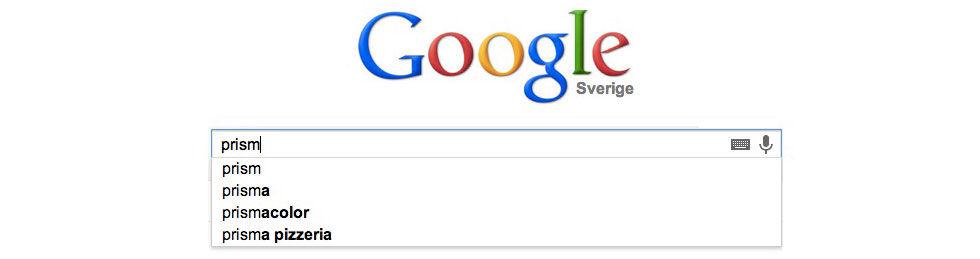 sökningar