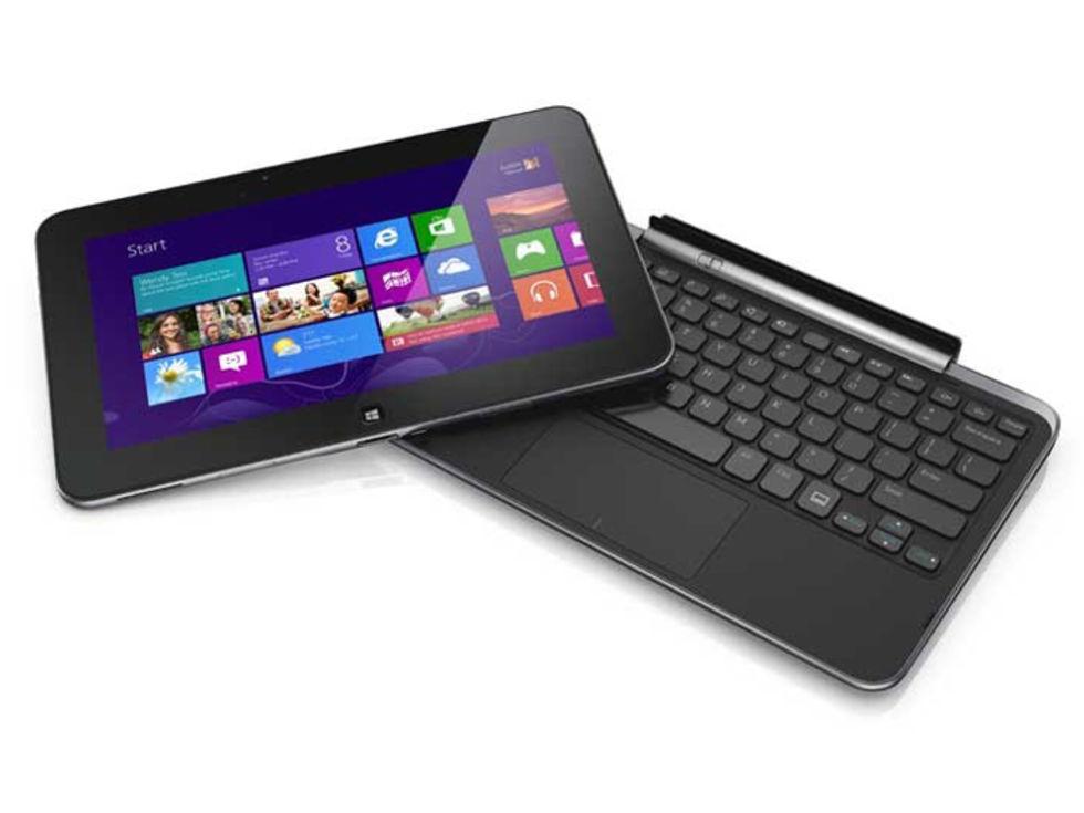 Dell börjar överge Windows RT tablets