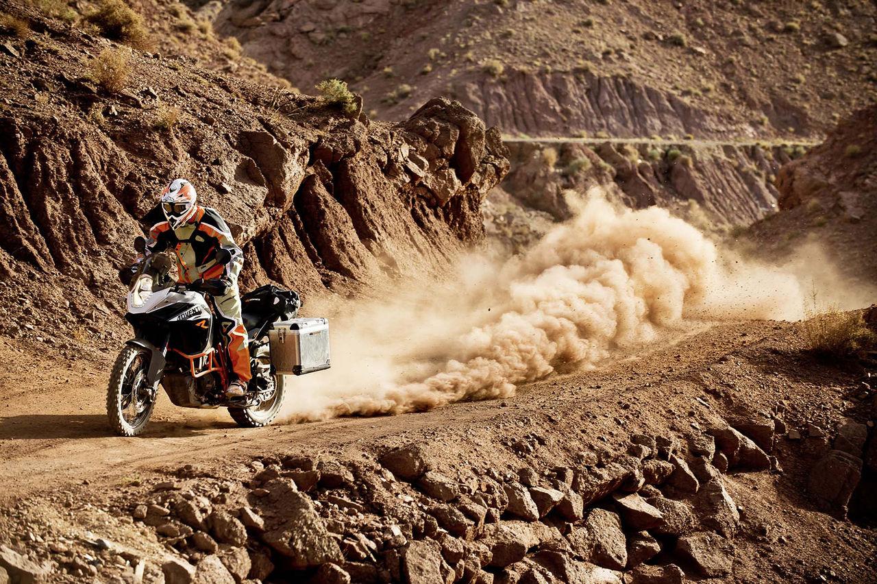 KTM 1190 Adventure får avancerad ABS