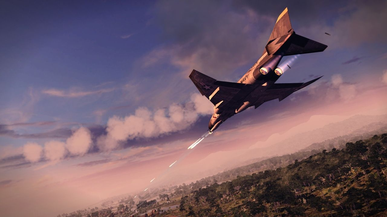 R.U.S.E. på köpet om du förhandsbeställer Air Conflicts: Vietnam
