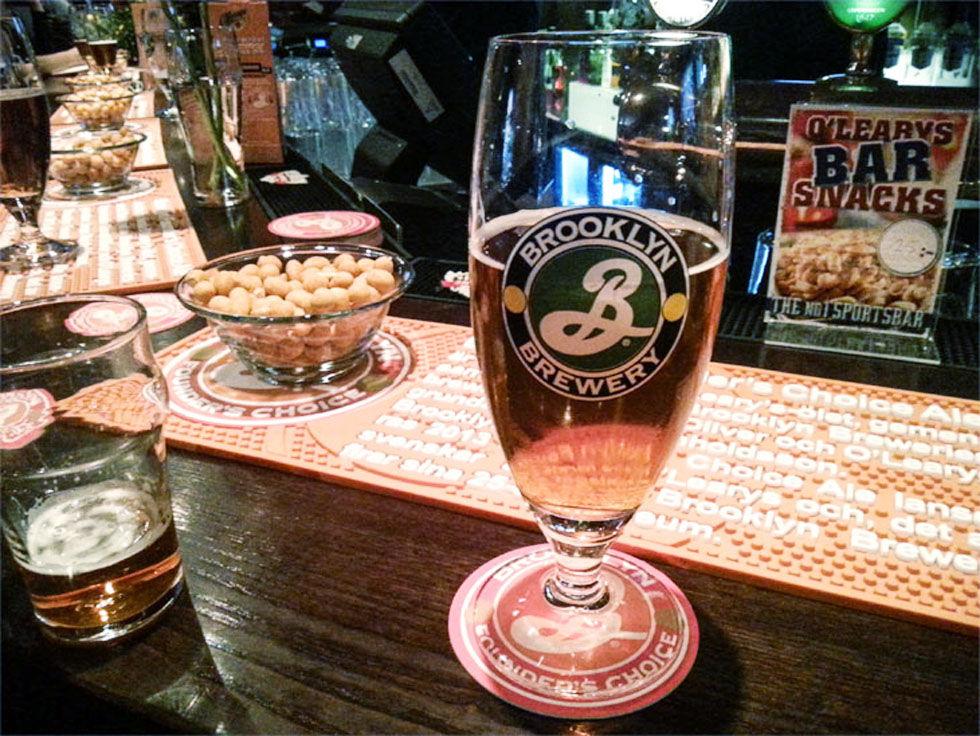 Brooklyn Brewery släpper folköl