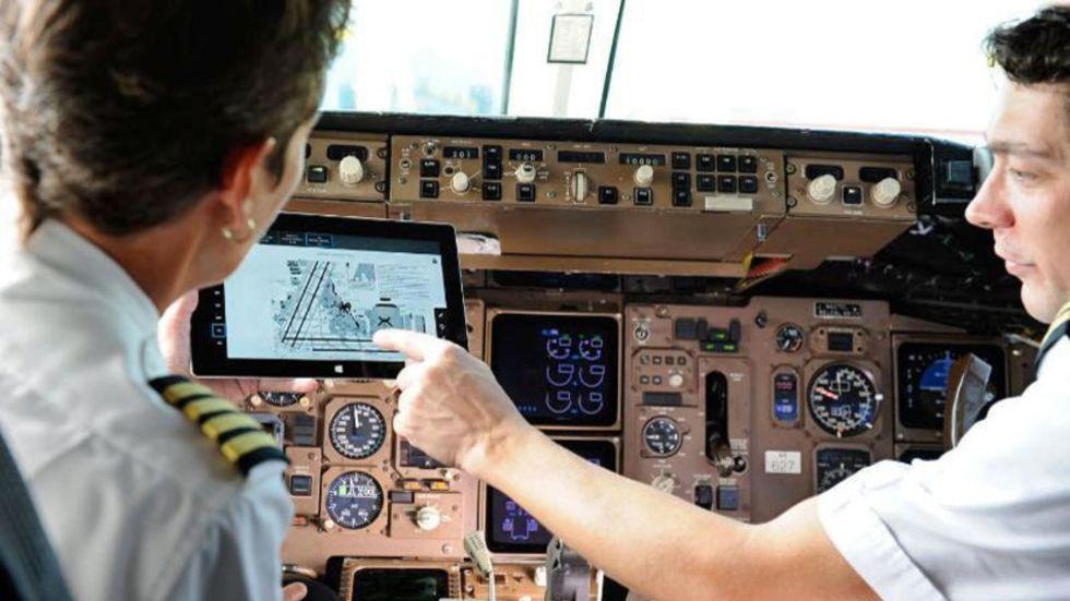 Delta Airlines köper in Microsoft Surface 2