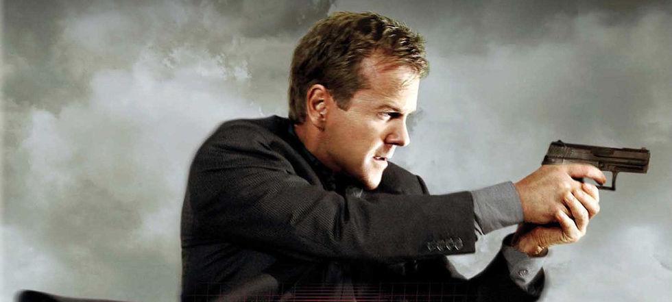 Jack Bauer drar till London