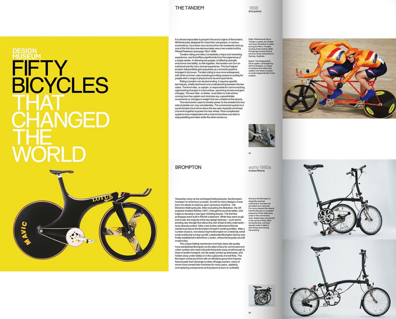50 cyklar som förändrade världen