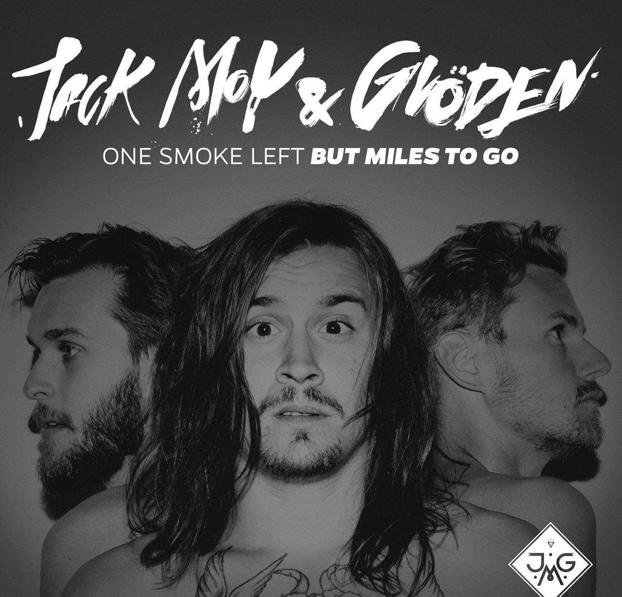 Ny EP från Jack Moy & Glöden
