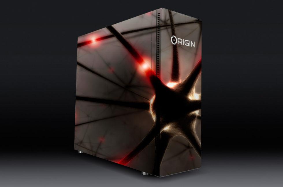 Origin PC slutar sälja datorer med grafikkort från AMD