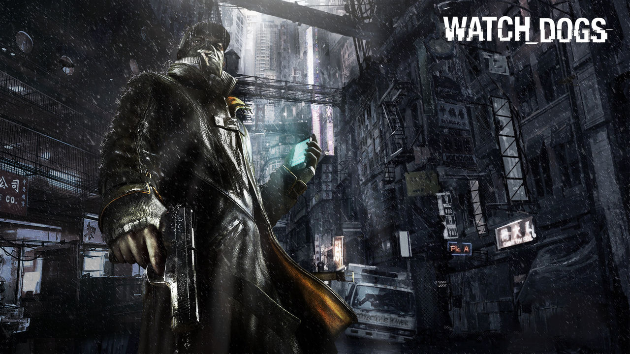 Systemkraven för Watch Dogs