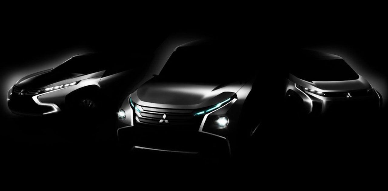 Mitsubishi visar tre nya koncept i Tokyo