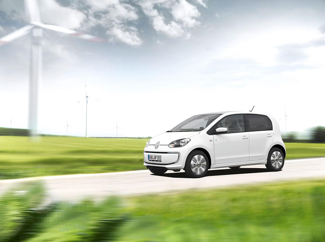 Volkswagen e-up! kostar från 266 500 kronor