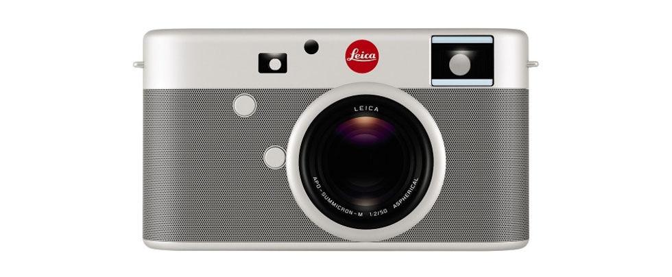 Här är Jony Ive-designade Leica-kameran