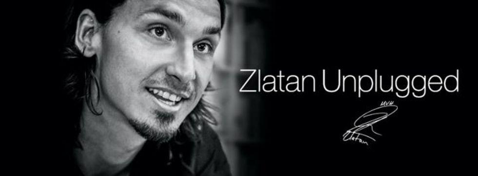 Zlatan startar egen kanal i Mikz